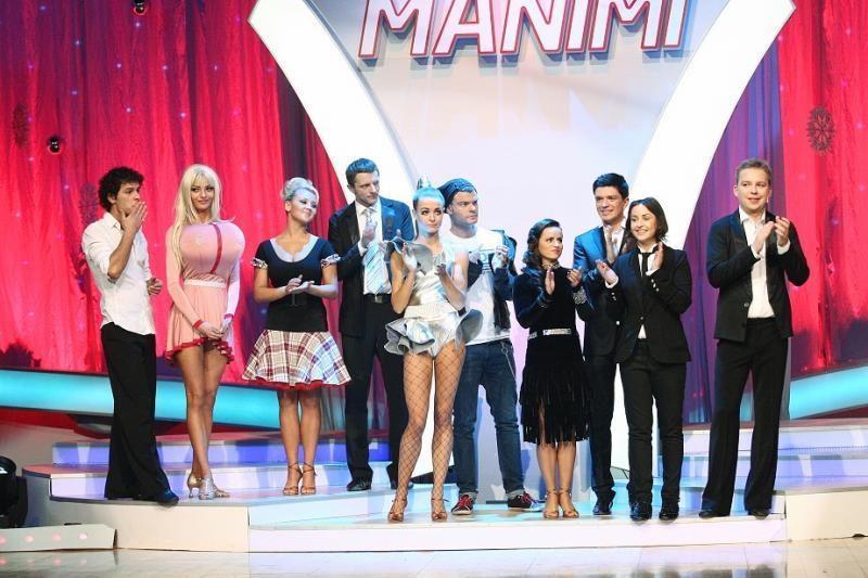 """""""Šok su manimi"""" pusfinalyje – kova dėl kelialapio į finalą"""
