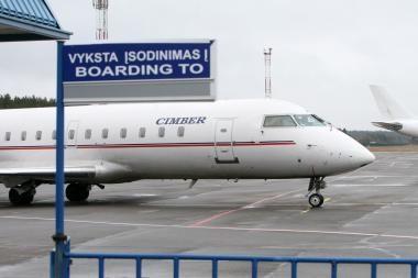 Palangos oro uosto plėtrai - beveik 9 mln. litų paramos