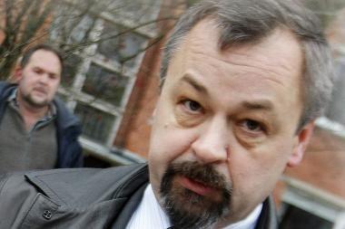 Klaipėdoje STT sulaikė antstolį A.Zenkevičių (papildyta)