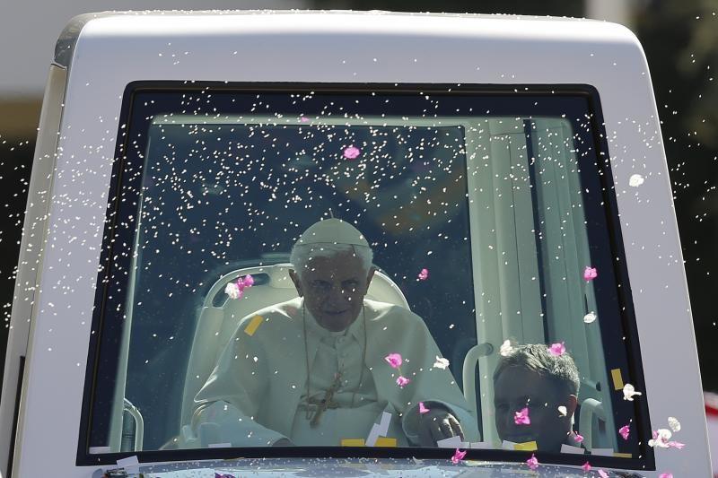 Popiežius ragina atsisakyti keršto ir atleisti kitų nusižengimus