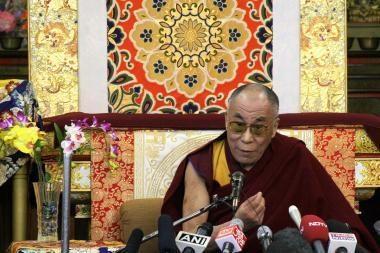 Dalai Lama: Kinija siekia sunaikinti budizmą