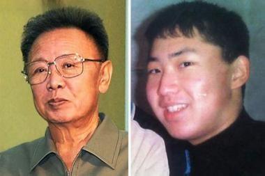 Šiaurės Korėjos lyderis suteikė būsimu jo įpėdiniu laikomam sūnui generolo laipsnį