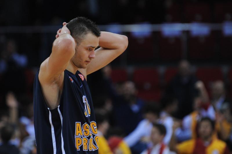 D. Motiejūnas siunčiamas į antrinę NBA lygą