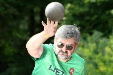 Dėl galimybės Europos čempionato finalą surengti Vilniuje valdžia dykai dalija patalpas