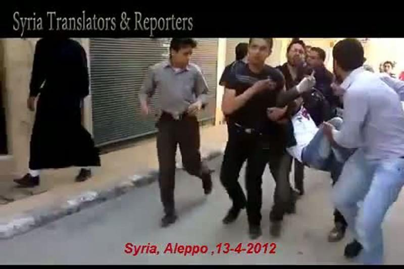 Sirijos pajėgos nušovė keturis laidotuvių procesijos dalyvius