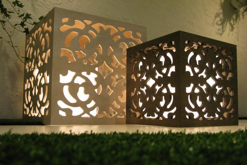 Dizaino konkurso nugalėtojas – lietuvių gamybos dekoratyvinis kubas