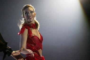 Pilietybės komisija nerekomenduoja suteikti Lietuvos pilietybės šokėjai K.Copely