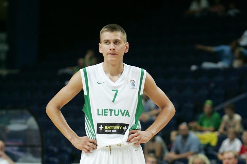Lietuvos dvidešimtmečiai krepšininkai sutriuškino turkus