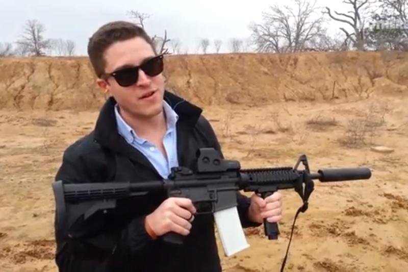 3D ginklų gamyba namuose – legalu ar ne?