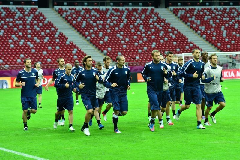 """Vokietija - Italija (""""Euro 2012"""" pusfinalio apžvalga)"""