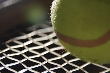 G.Sabeckis pergalingai žaidžia ITF teniso turnyre