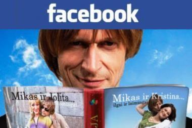 Facebook.com populiariausia 2009 metų tendencija: skyrybos