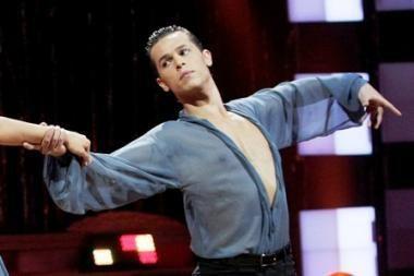 Deividas Meškauskas šoks ir baletą!