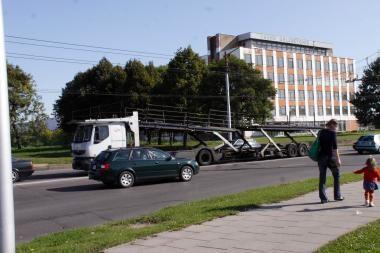 Gruodį Kaune duris atvers prekybos parkas