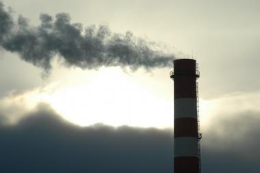 Deginant atliekas pigs šilumos energija