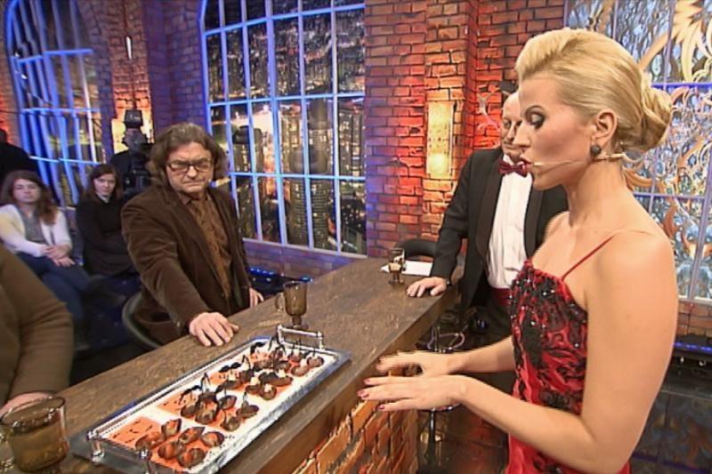 A. Valinskas: Rūta, ar audinių kailiniai netrukdo mylėti žvėrelių?