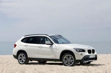 Lietuvoje debiutuoja BMW X1 ir 5 serijos Gran Turismo