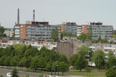 Pavyzdingos tvarkos konkurse triumfavo Debreceno g. 31 namas