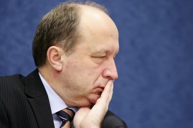 A.Kubilius: klausimai dėl A.Čapliko atsistatydinimo keliami šiek tiek per anksti