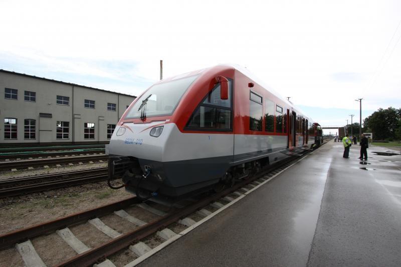 Sirgaliams – papildomi traukiniai maršrutu Vilnius–Kaunas–Vilnius