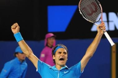 R.Federeris laimėjo atvirą Australijos teniso čempionatą