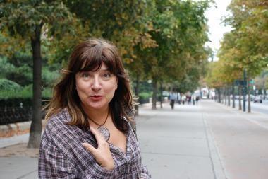 B.Letukaitė: į šokio festivalį negaliu vežti naftalino