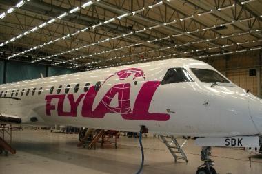 """Prezidento kanceliarija skrydžiams pasirinko """"flyLAL"""