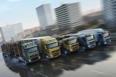 """Volvo Trucks"