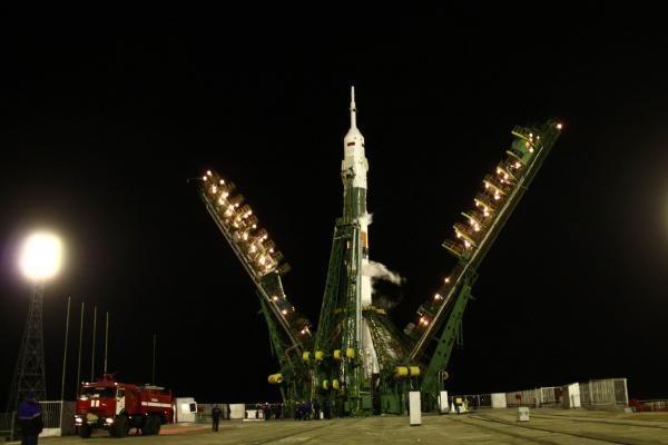 Rusijos kosminis laivas gabena į TKS aparatūrą, maisto produktus ir degalus