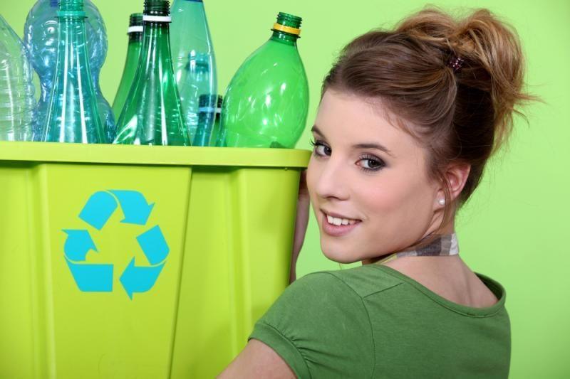 Konferencijoje - patarimai dėl atliekų rūšiavimo