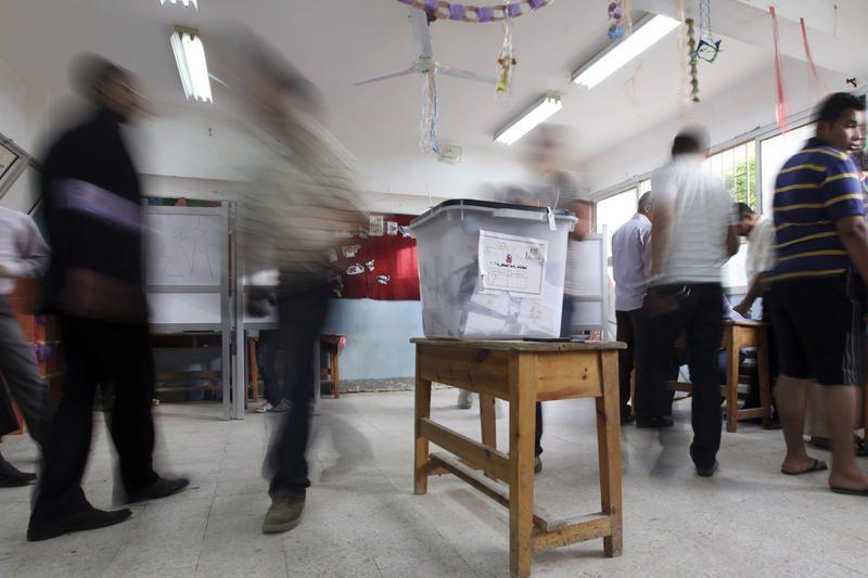 Egipte turi būti paskelbti prezidento rinkimų rezultatai