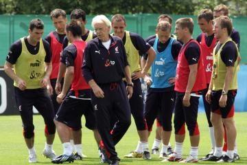 Kunigas paragino melstis už Lenkijos futbolininkus