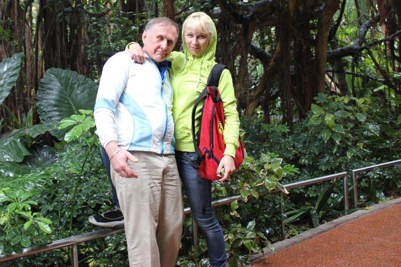 Aistros Zobovų gyvenime nerimo net ir romantiškų atostogų metu