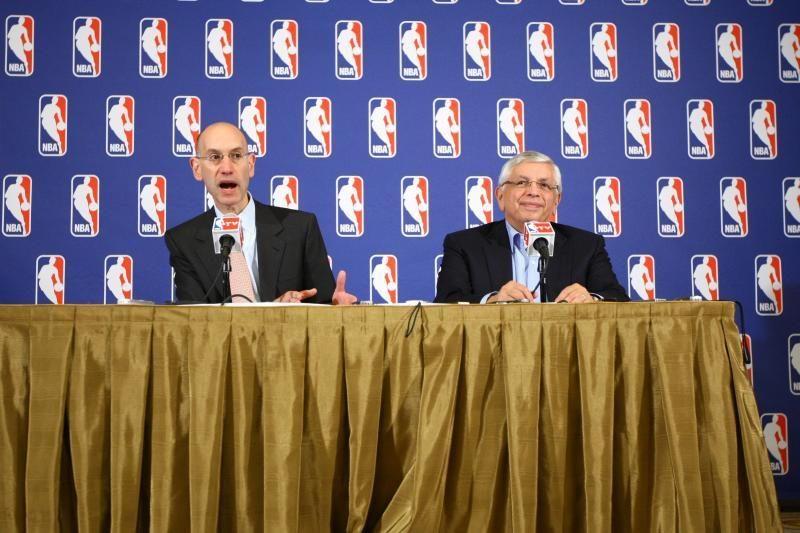 Tikimasi, kad šiandien NBA vadovai pasieks susitarimą