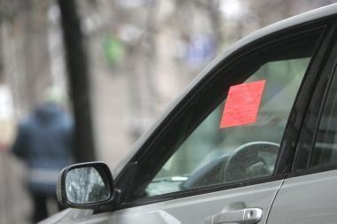 Tarpušvenčiu - nemokamas parkavimas