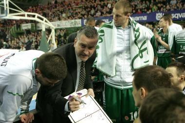 Ilias Zouras tapo Graikijos nacionalinės rinktinės treneriu