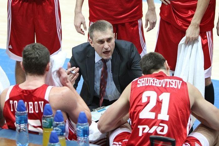 Kęstučio Kemzūros vadovaujama ekipa - Rusijos krepšinio lygos pusfinalyje