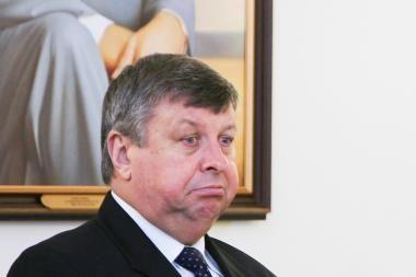 J.Liesys vėl neišrinktas Seimo vicepirmininku (atnaujinta 13.10 val.)