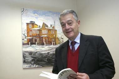 Prancūzijos ambasadorius: Kaunas per 17 metų labai pasikeitė
