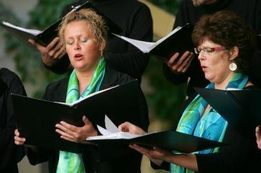 Bus renkamas geriausias Lietuvos choras