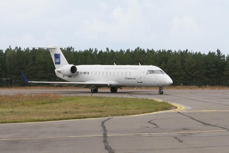 Rudenį SAS pradės skraidyti iš Palangos į Oslą