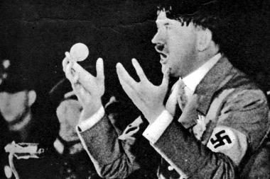 Archyvaras: KGB sunaikino A.Hitlerio palaikus