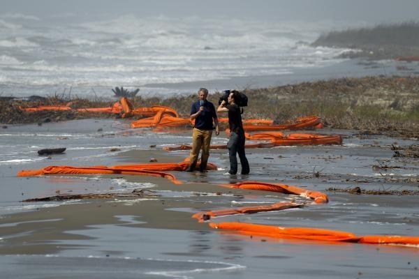 B.Obama: JAV gresia precedento neturinti ekologinė katastrofa
