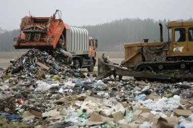 Pateikti atliekų sistemos ir miškų ūkio pertvarkos projektai