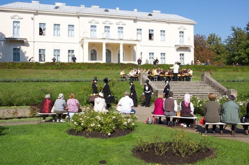 Birutės parko dieną Palangoje – pagarba Maironiui