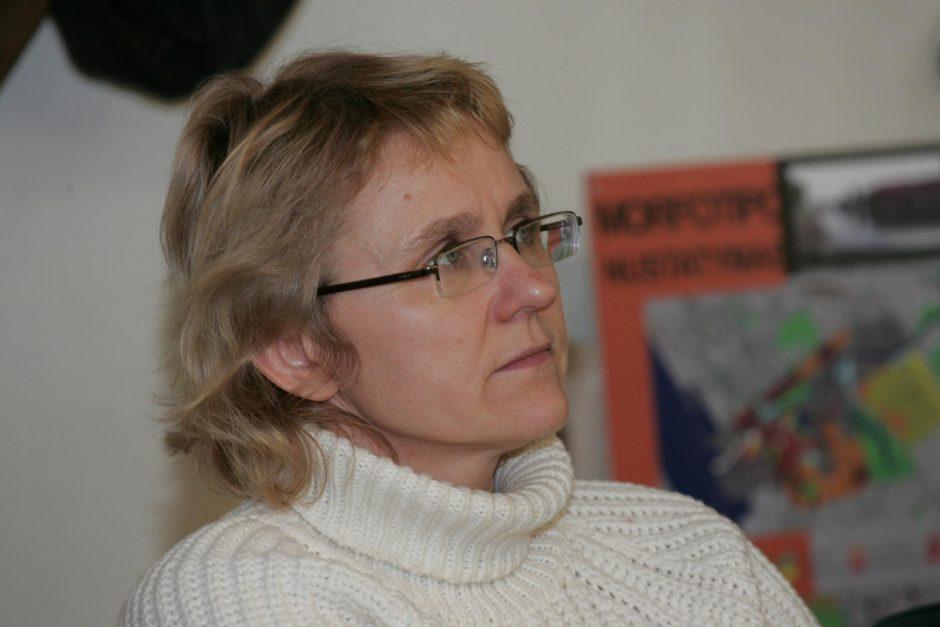Architektų pirmininke perrinkta R.Staševičiūtė
