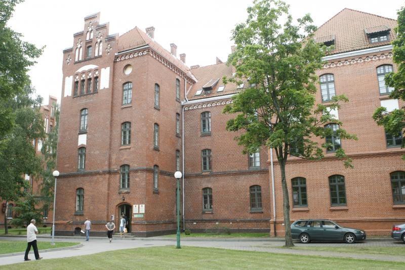 Klaipėdos universitetas akredituotas šešeriems metams
