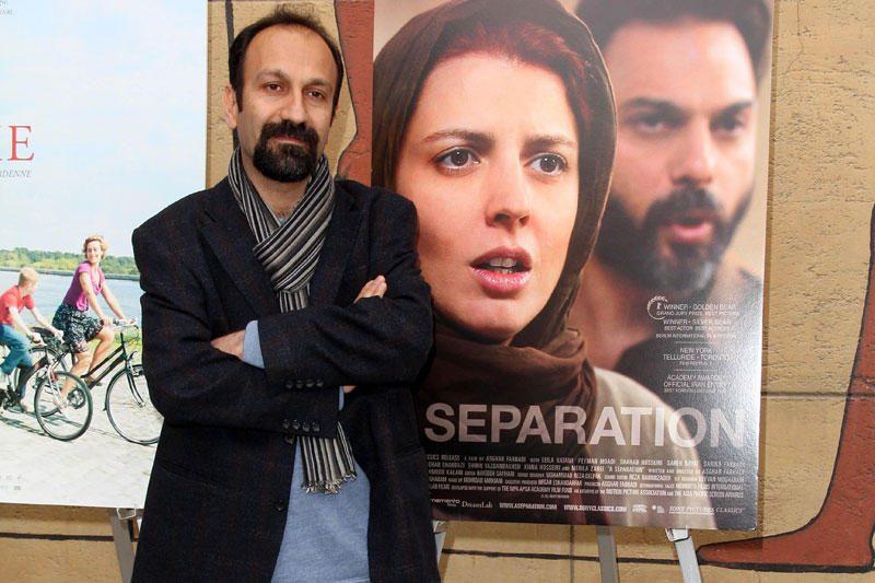 Irano režisierius myli savo šalį, tačiau filmus kuria užsienyje