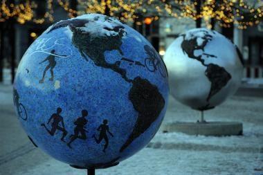 Kopenhagos klimato susitarimas: galima veikti ir be šalių pritarimo