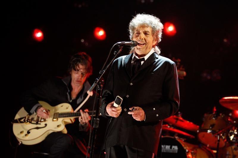 Bobui Dylanui – JAV Prezidento laisvės medalis